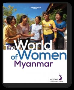 Le Monde des Femmes Myanmar